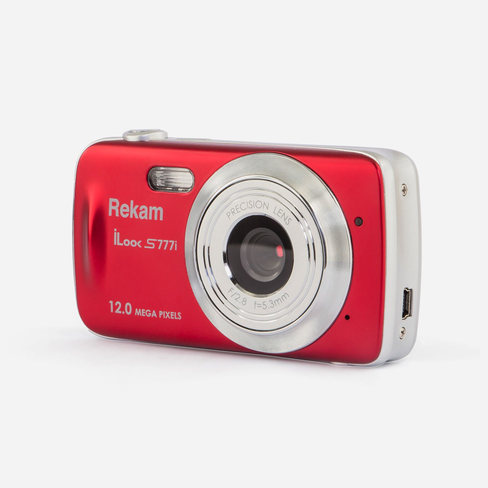 Фотоаппарат Rekam iLook S777i двухобъективные фотоаппараты среднего формата в москве