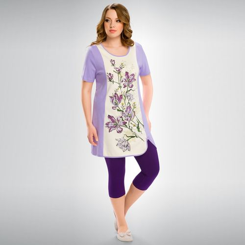 Пижама «Полевые цветы»