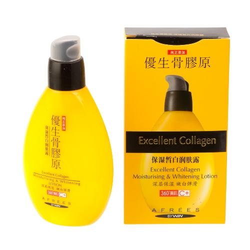 Увлажняющий лосьон и укрепляющий тоник для лица Collagen