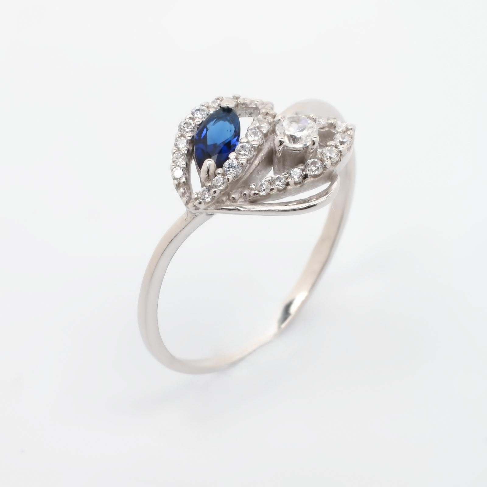 """Серебряное кольцо """"Нежность"""""""