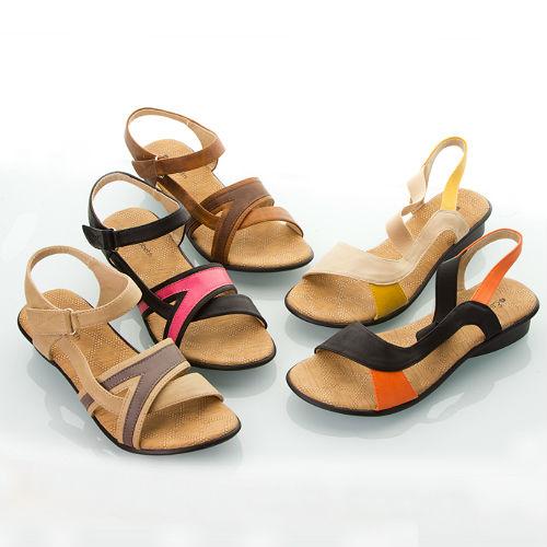 Женские открытые туфли «Эллада»