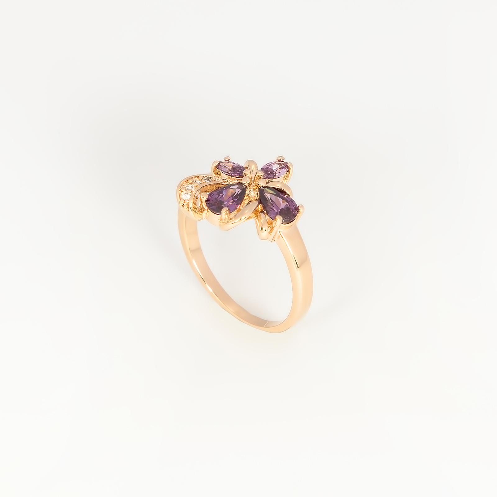 Кольцо «Весенние цветы»