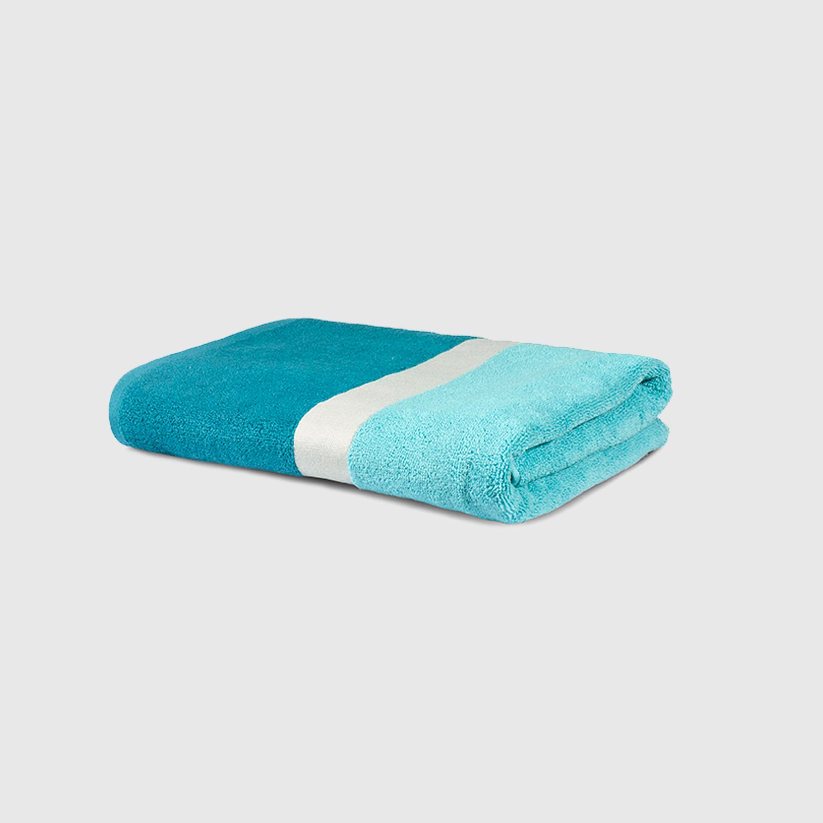 Комплект из 2 махровых полотенец «Колорс»
