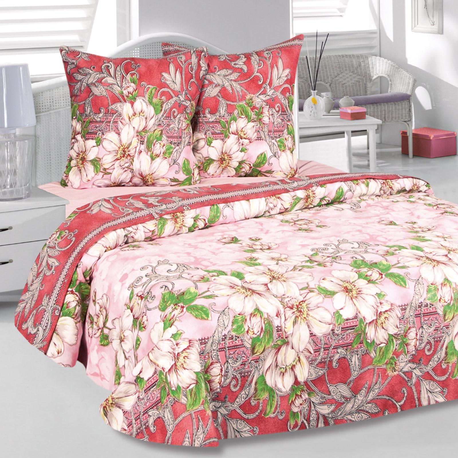 Комплект постельного белья «Роскошный цветник»
