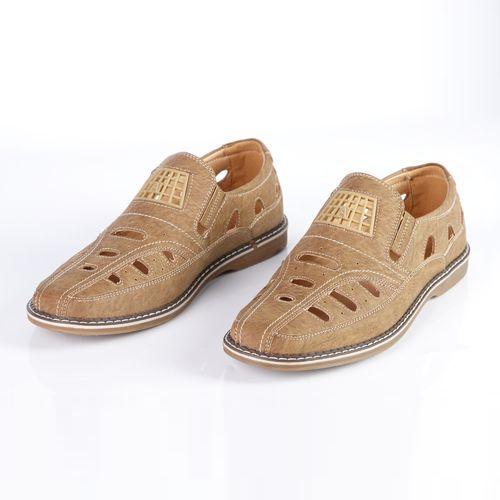 Туфли мужские перфорированные