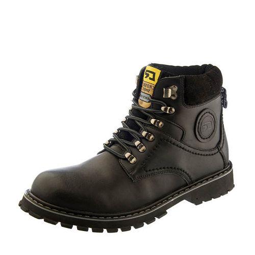 Зимние ботинки на шнурках «Кросби»