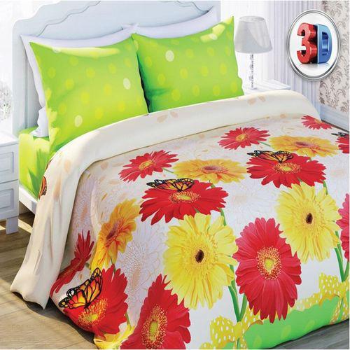 Комплект постельного белья «Изящная Гербера»