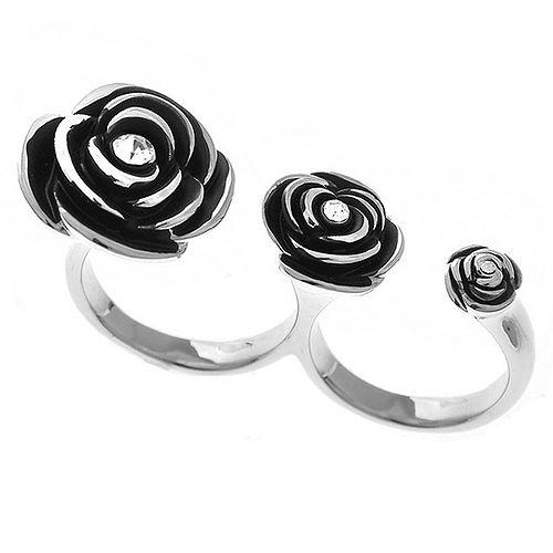 Кольцо «Розы» броши selena брошь