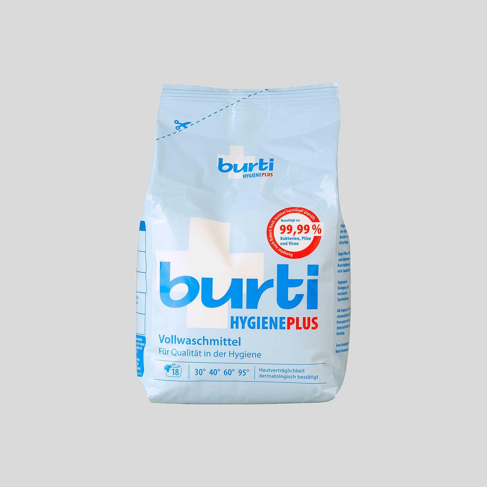 Универсальный стиральный порошок для белого белья с дезинфицирующим эффектом