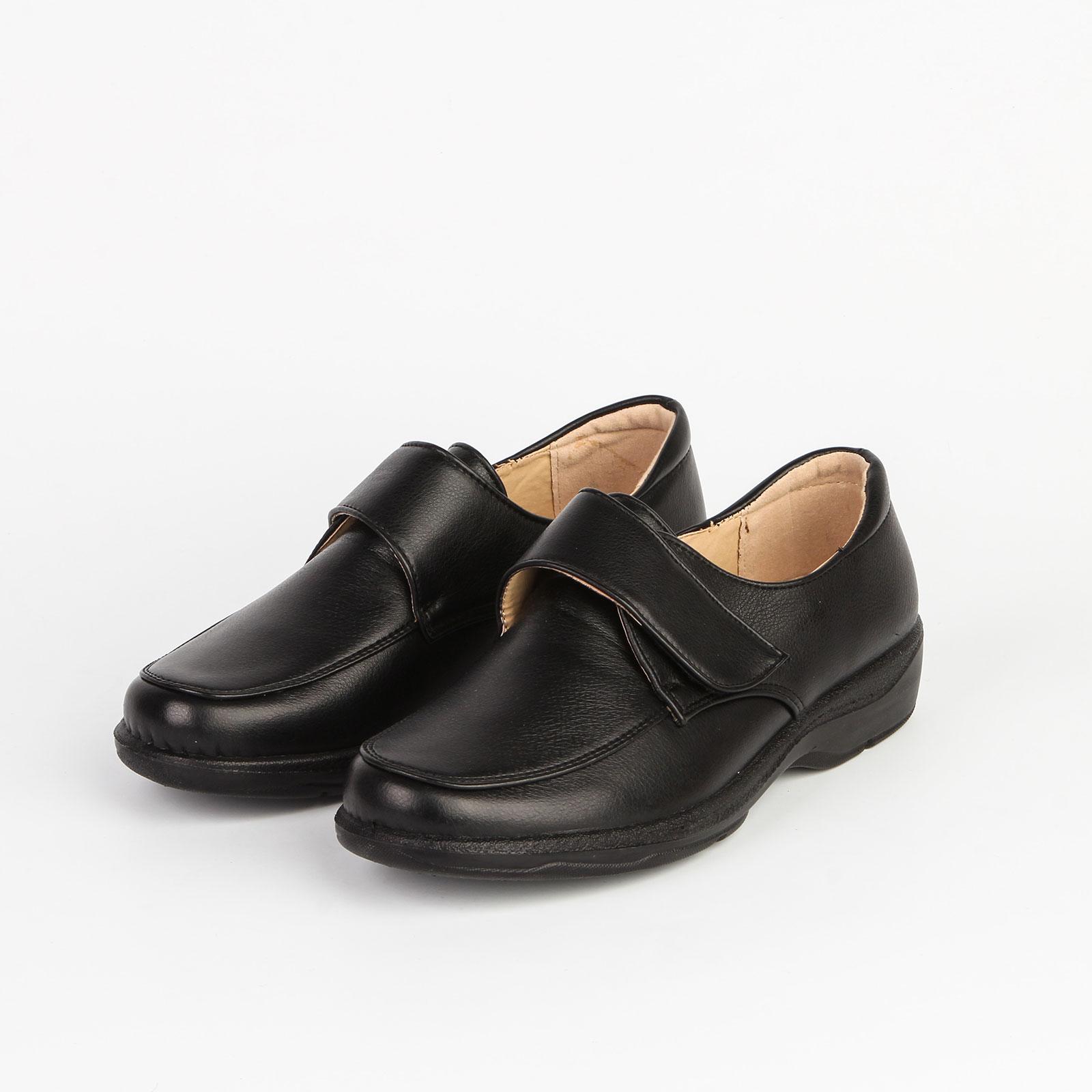 Ботинки женские с ремешком