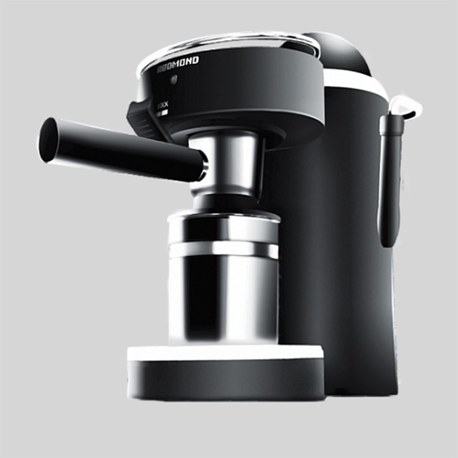 Кофеварка для капучино и кофейных напитков на основе эспрессо
