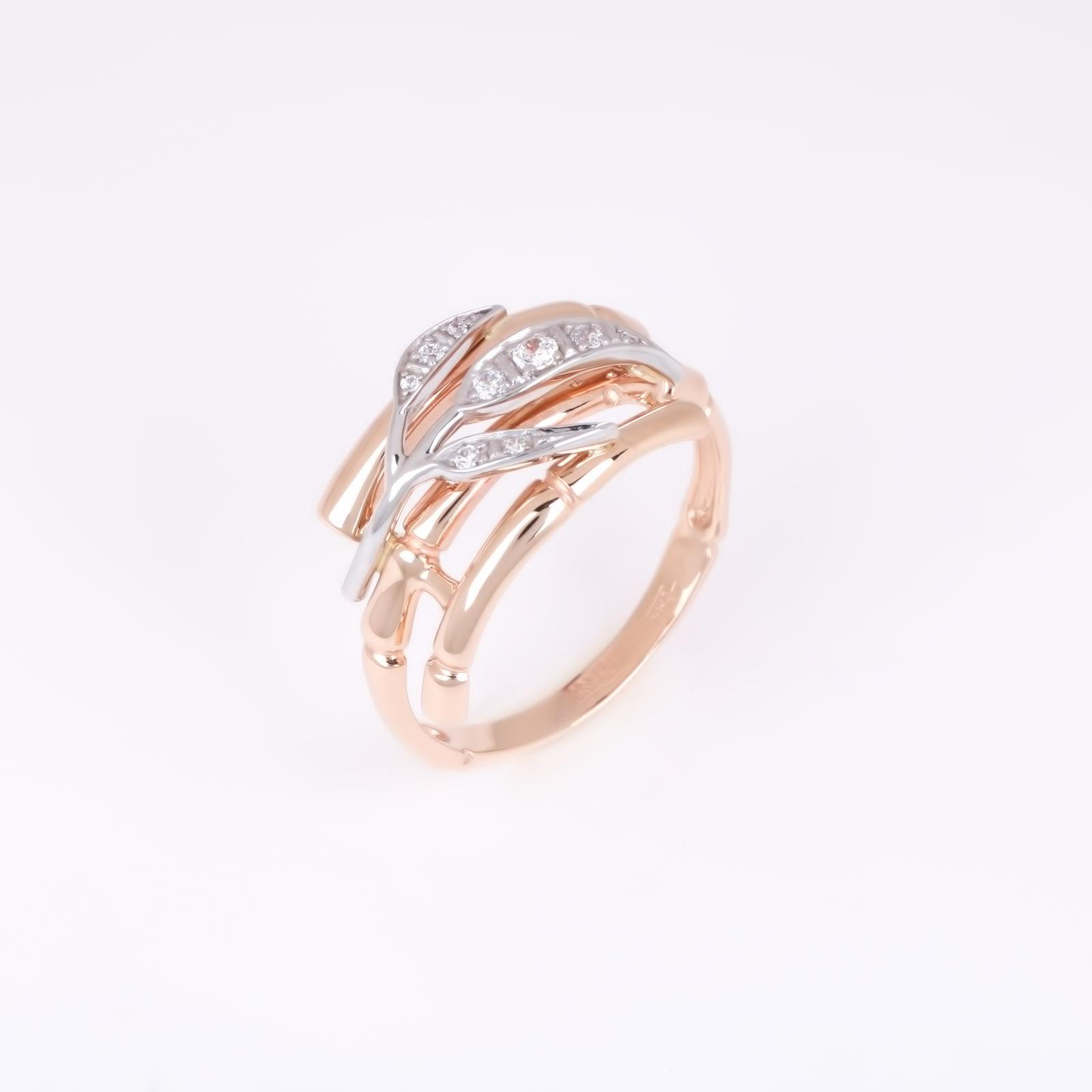 Золотое кольцо «Адриана»