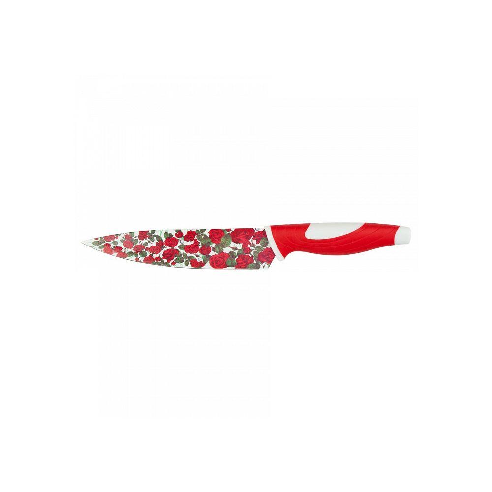 Нож поварской «Садовая роза»