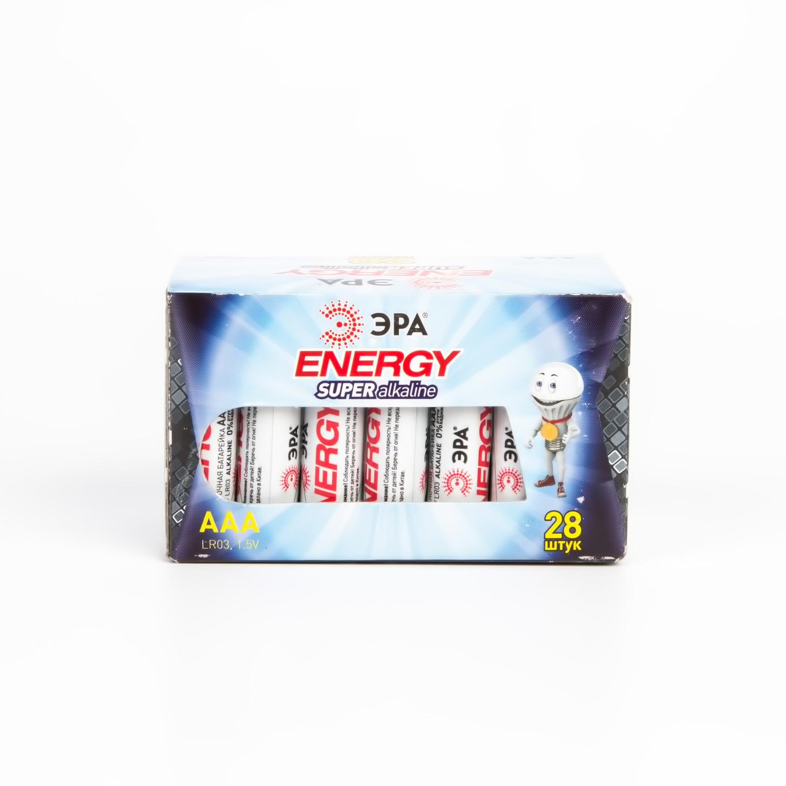 Набор мизинчиковых батареек «Энергетический заряд»