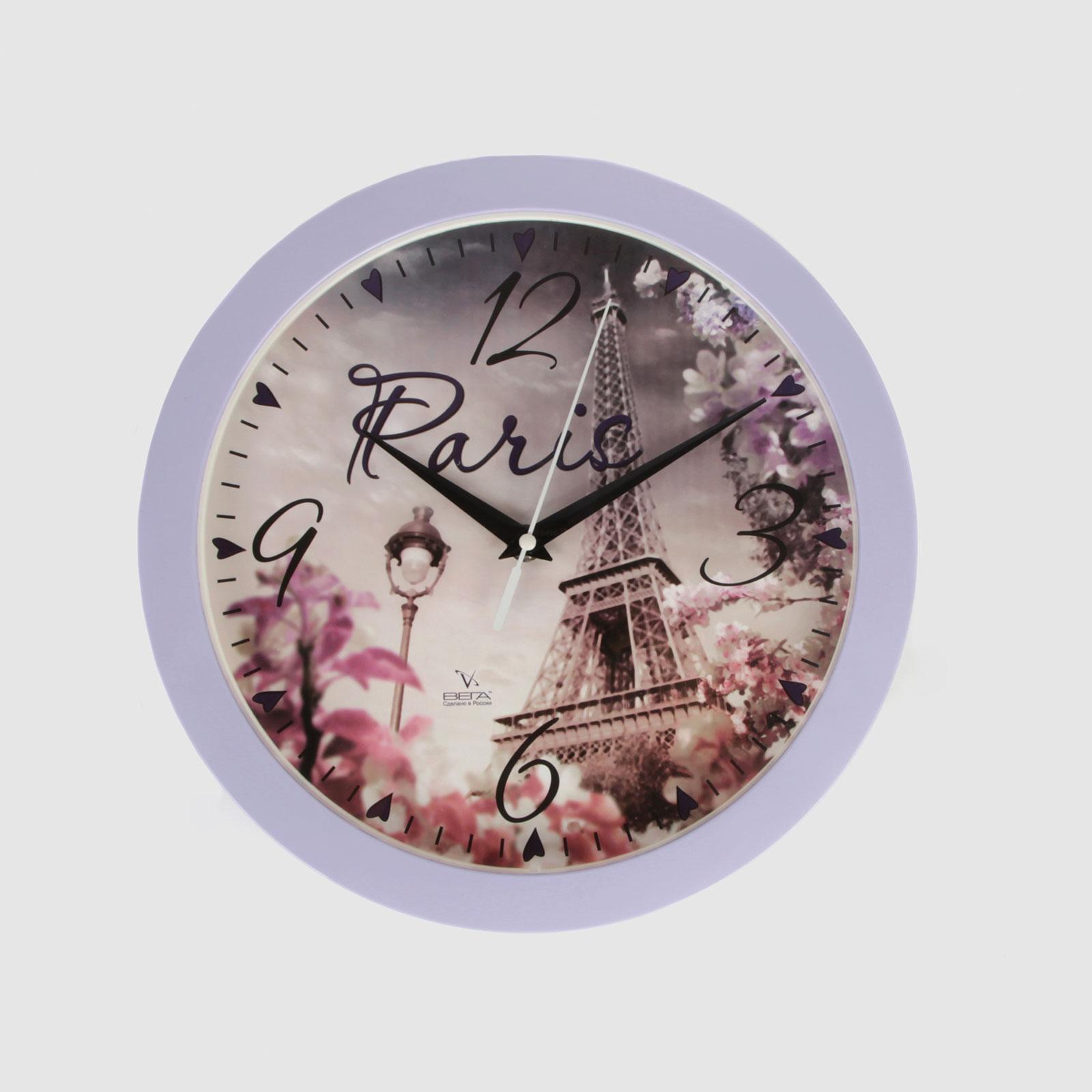 Часы настенные «Парижские мечты»