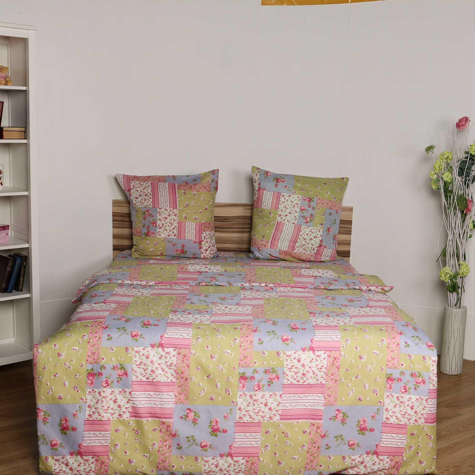 Комплект постельного белья «Цветочное кантри»