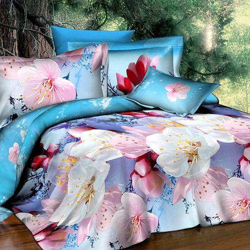 Комплект постельного белья «Цветочные мечты»