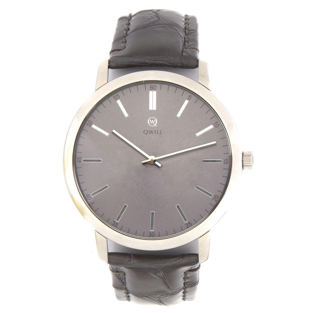 Мужские серебряные часы «Юпитер»