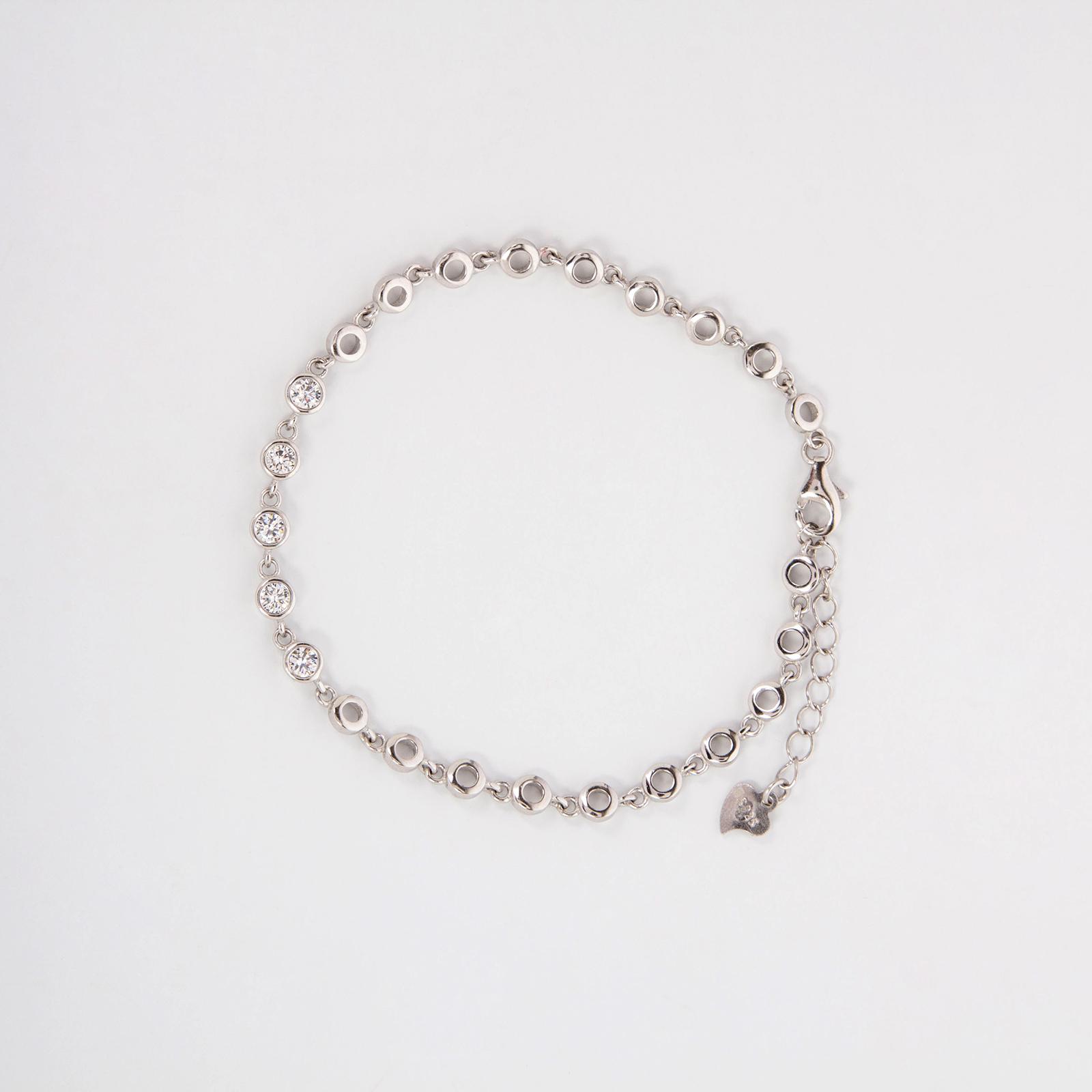 Серебряный браслет «Верона»