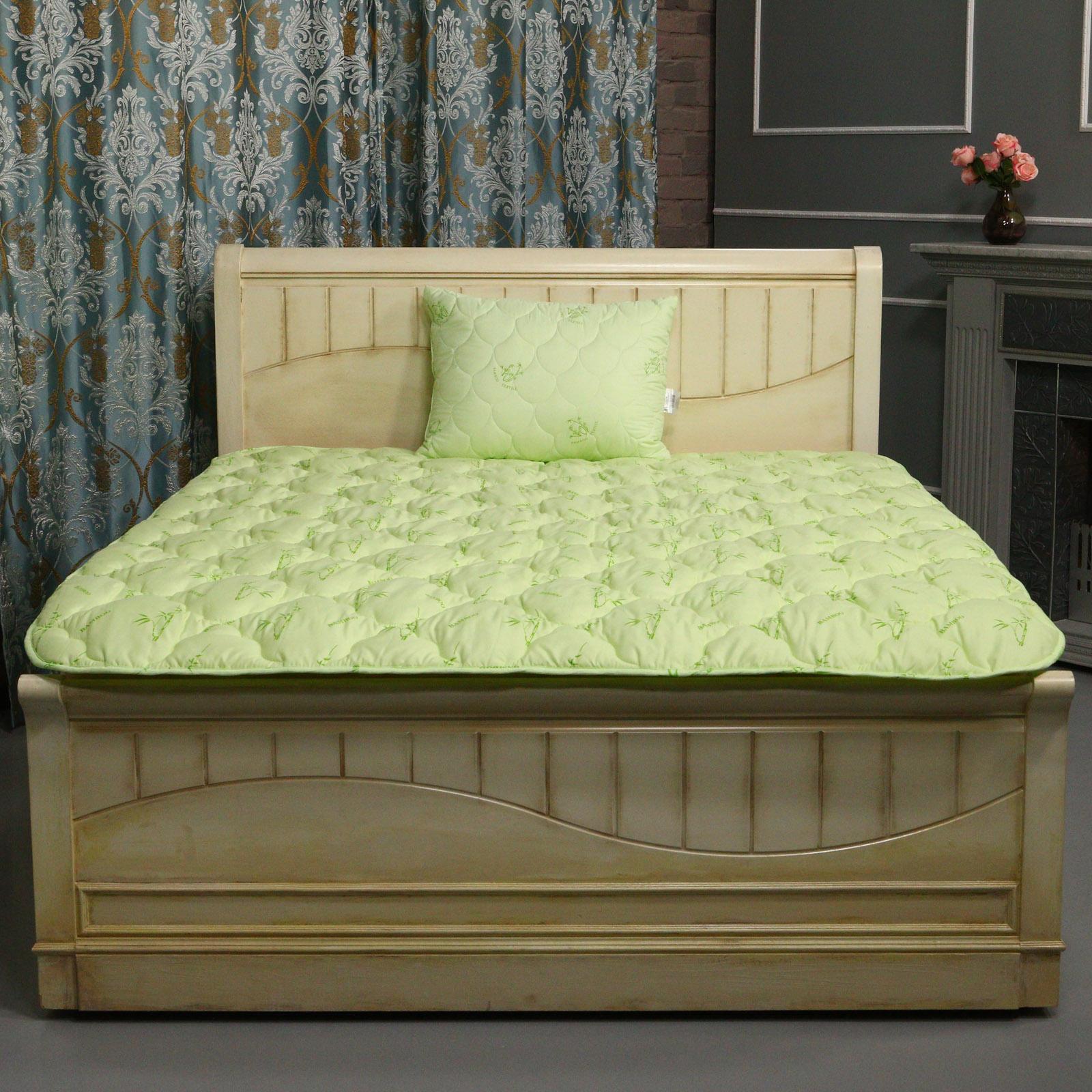 """Набор """"Бамбук"""" одеяло + подушка"""