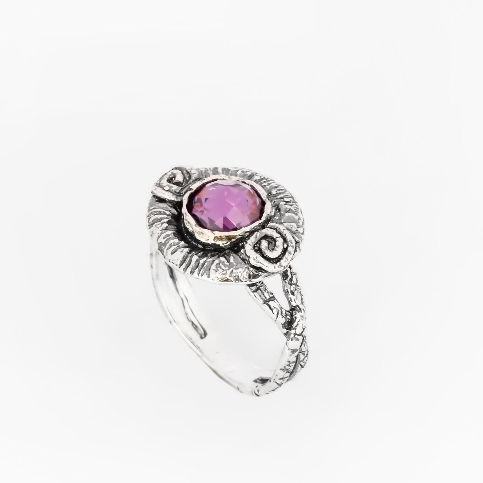 Кольцо «Мелодия рассвета»