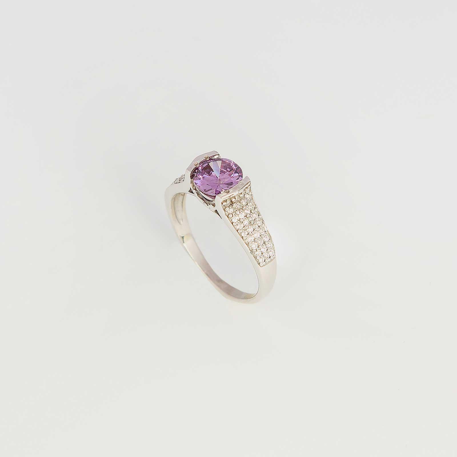 Серебряное кольцо «Нинель»
