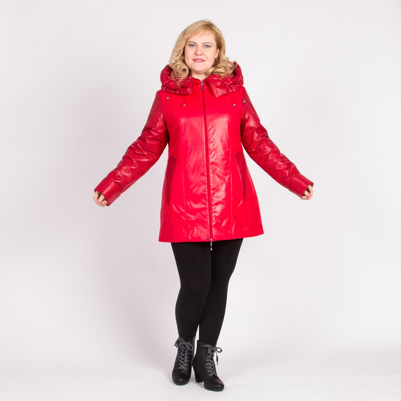 Куртка с капюшоном «Яркая весна» виброплатформы для похудения в алматы в интернет магазине