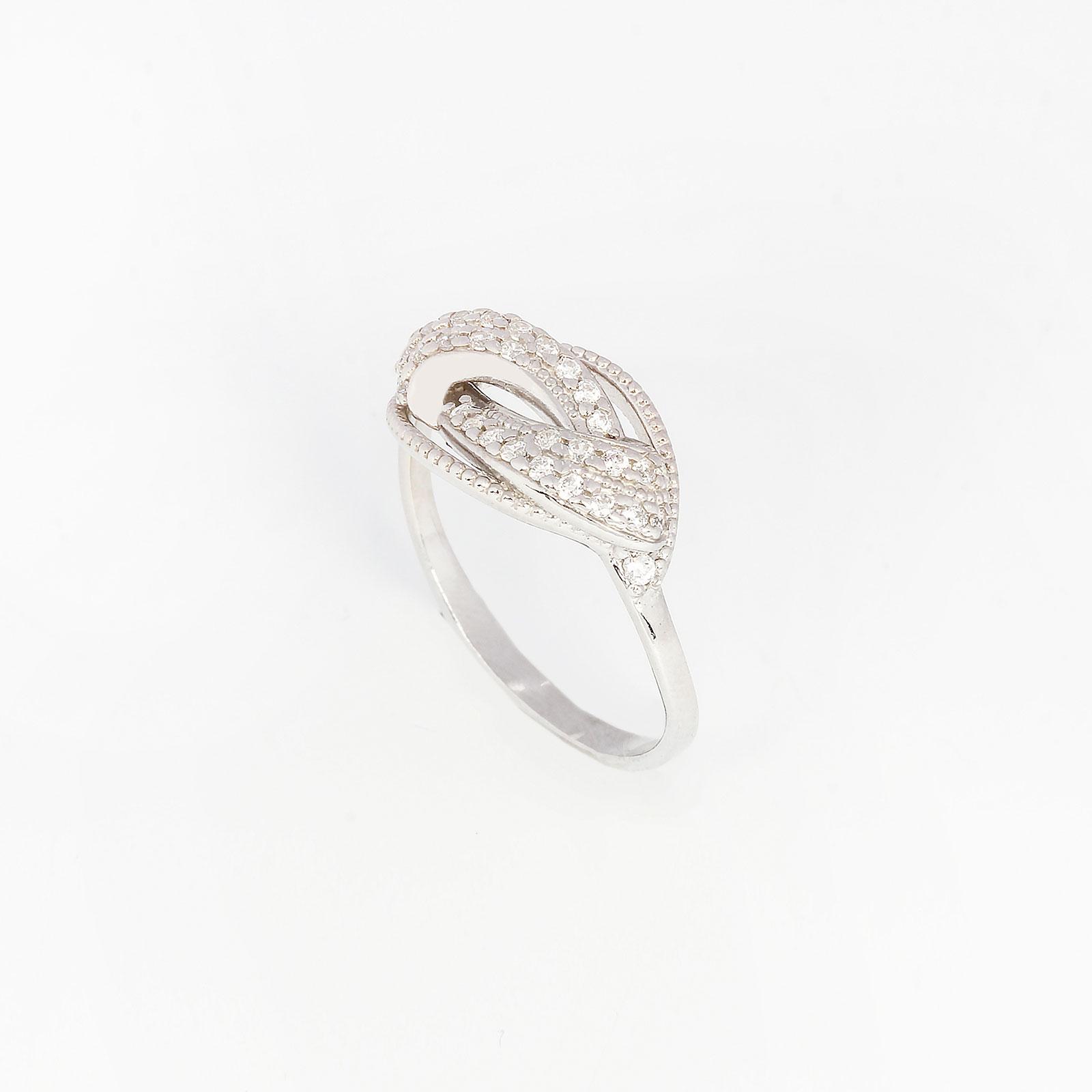 Серебряное кольцо «Карина»