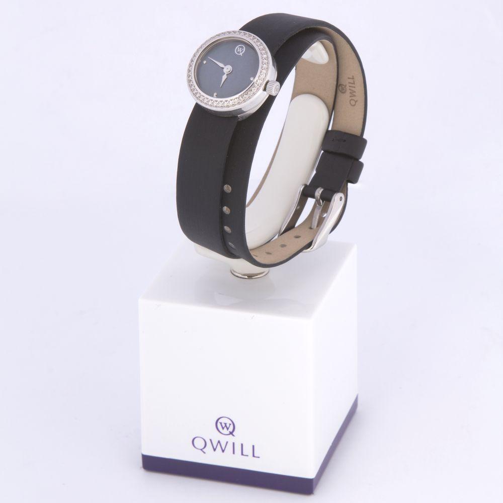 Женские серебряные часы «Серебряная звезда»