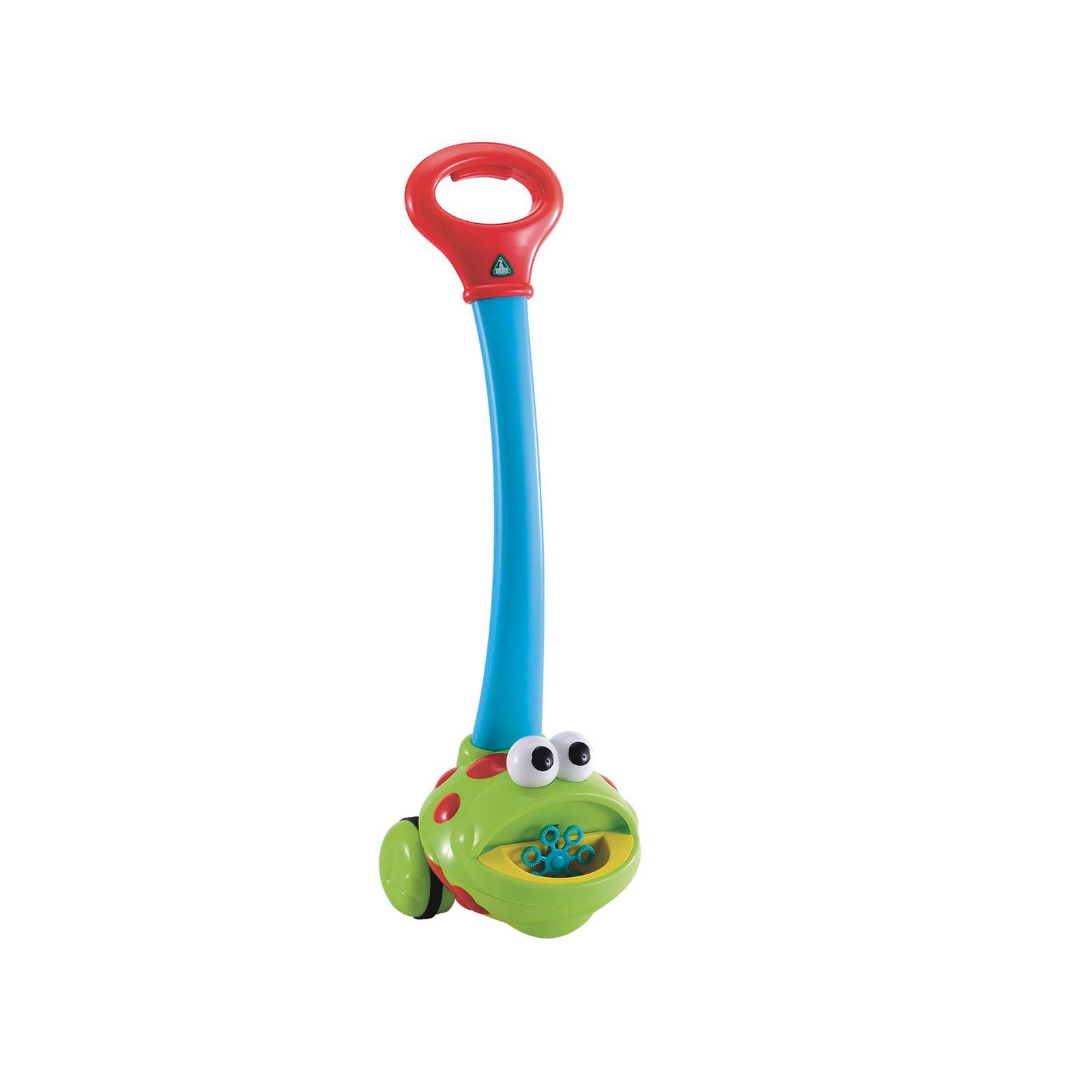 Машинка для мыльных пузырей «Лягушка на колесиках»