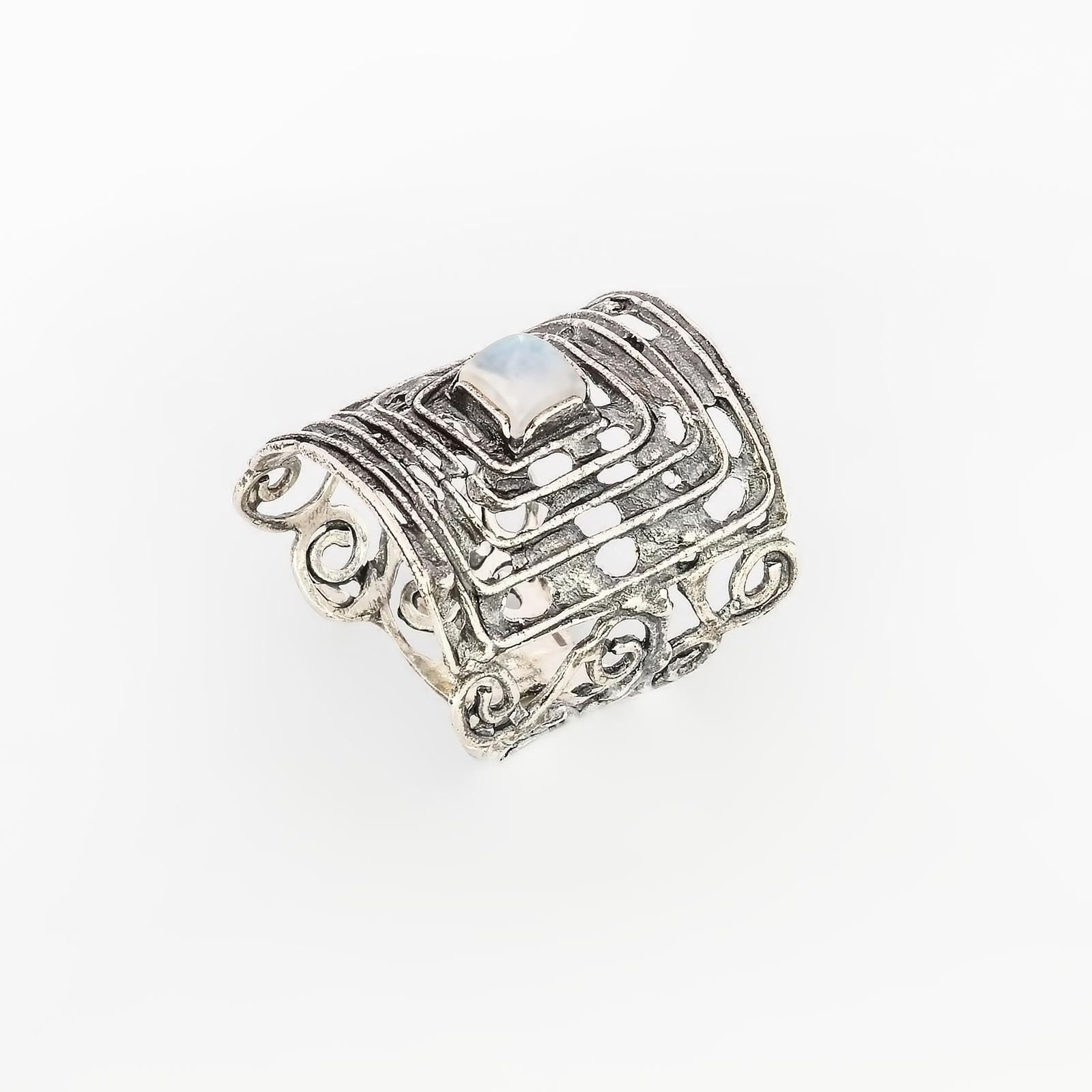 Кольцо «Лунный лабиринт»