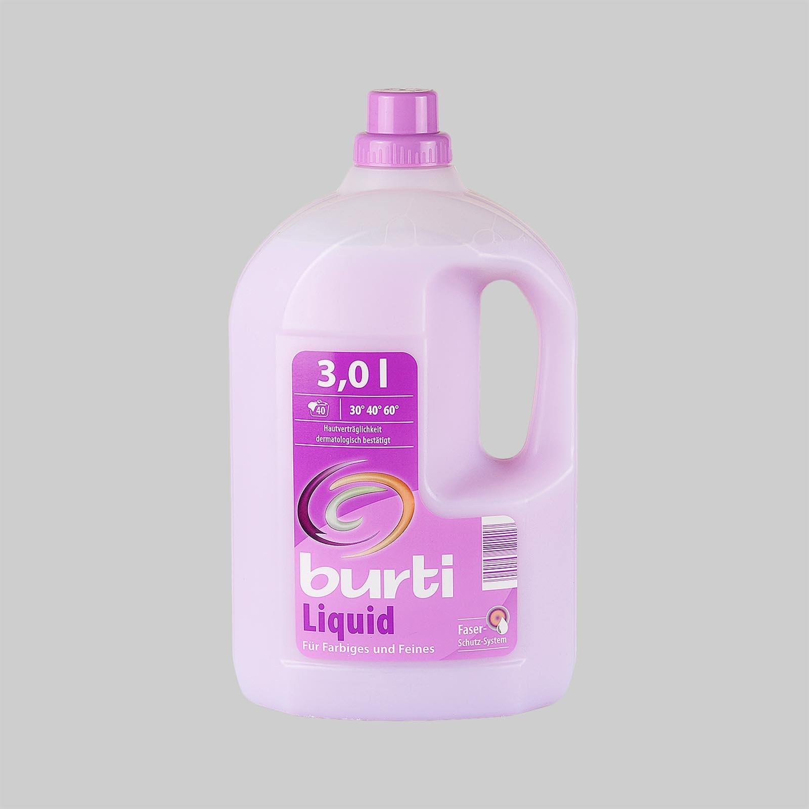 Средство синтетическое жидкое для стирки