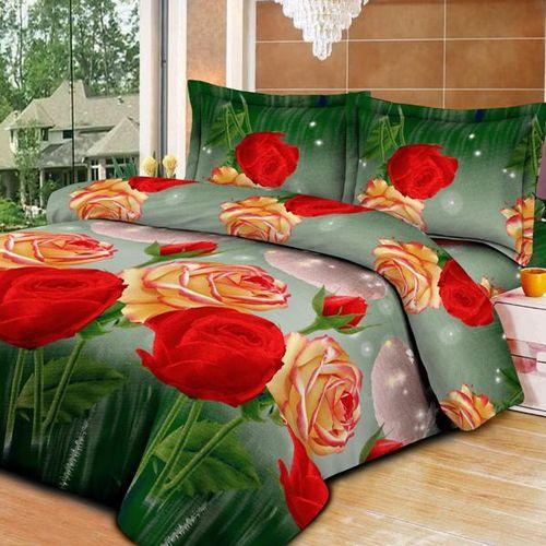 Комплект постельного белья «Утренняя роза»