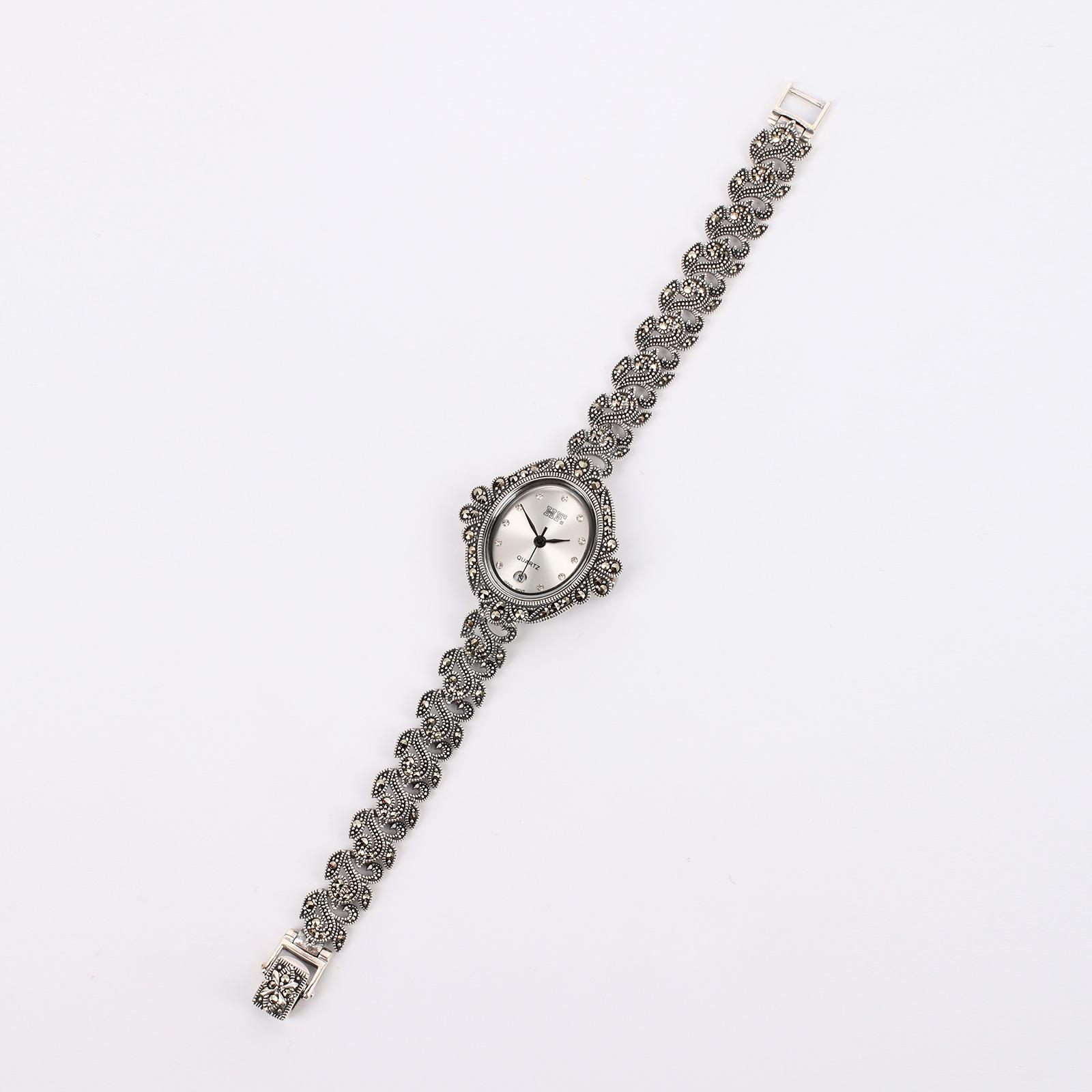 """Серебряные часы  """"Твое время"""""""