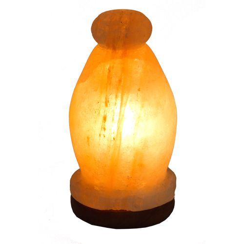Солевая лампа «Волна»