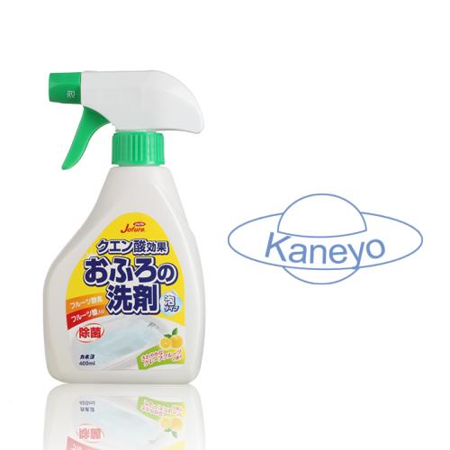Пена-спрей чистящая для ванны Kaneyo