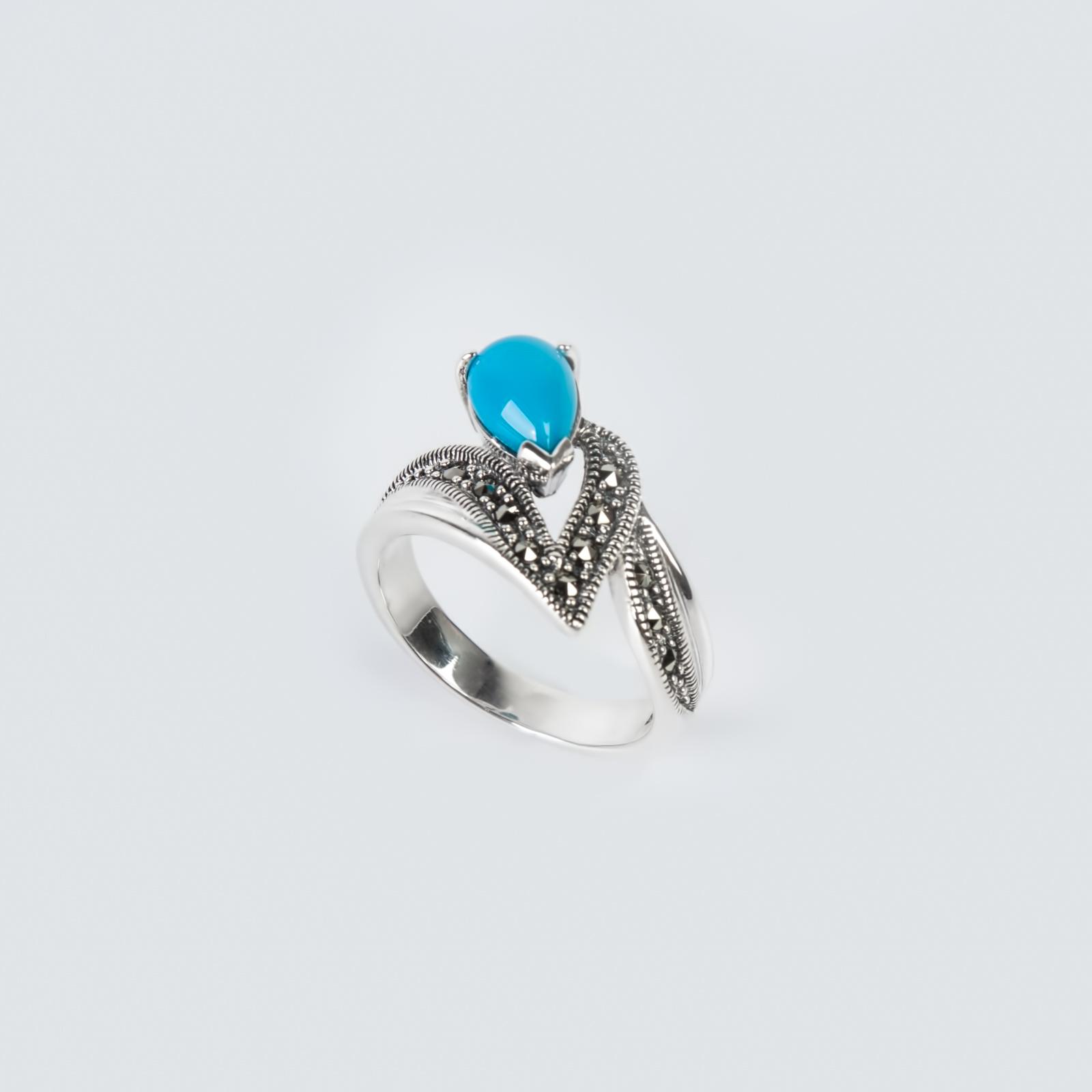 Кольцо «Царственный цветок»