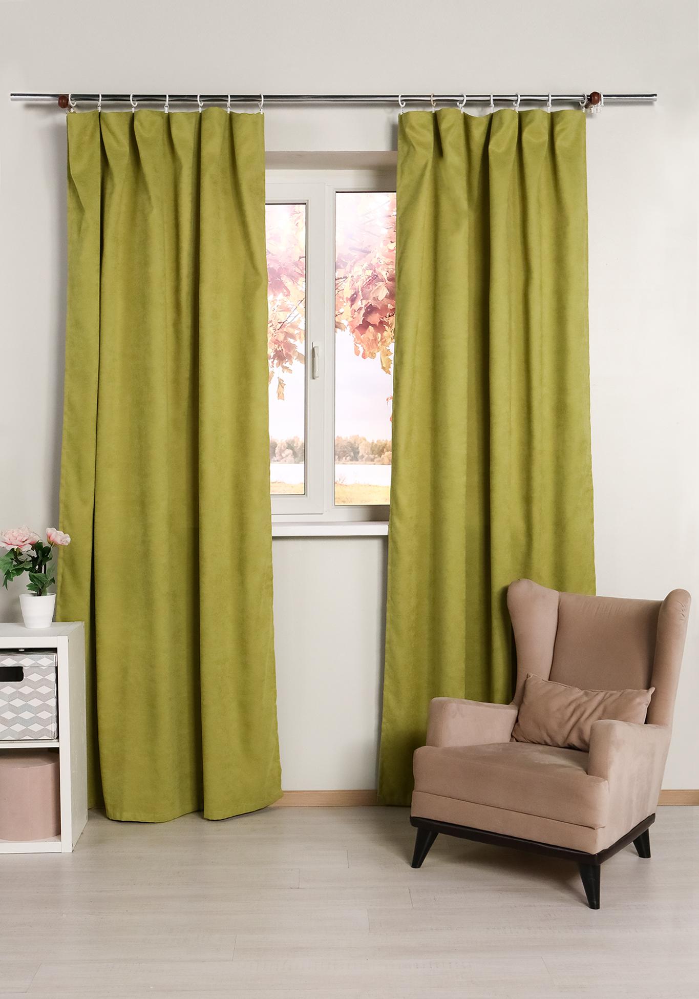 Комплект штор Элизия комплект шторы и тюль мартекс фиолетовый сад