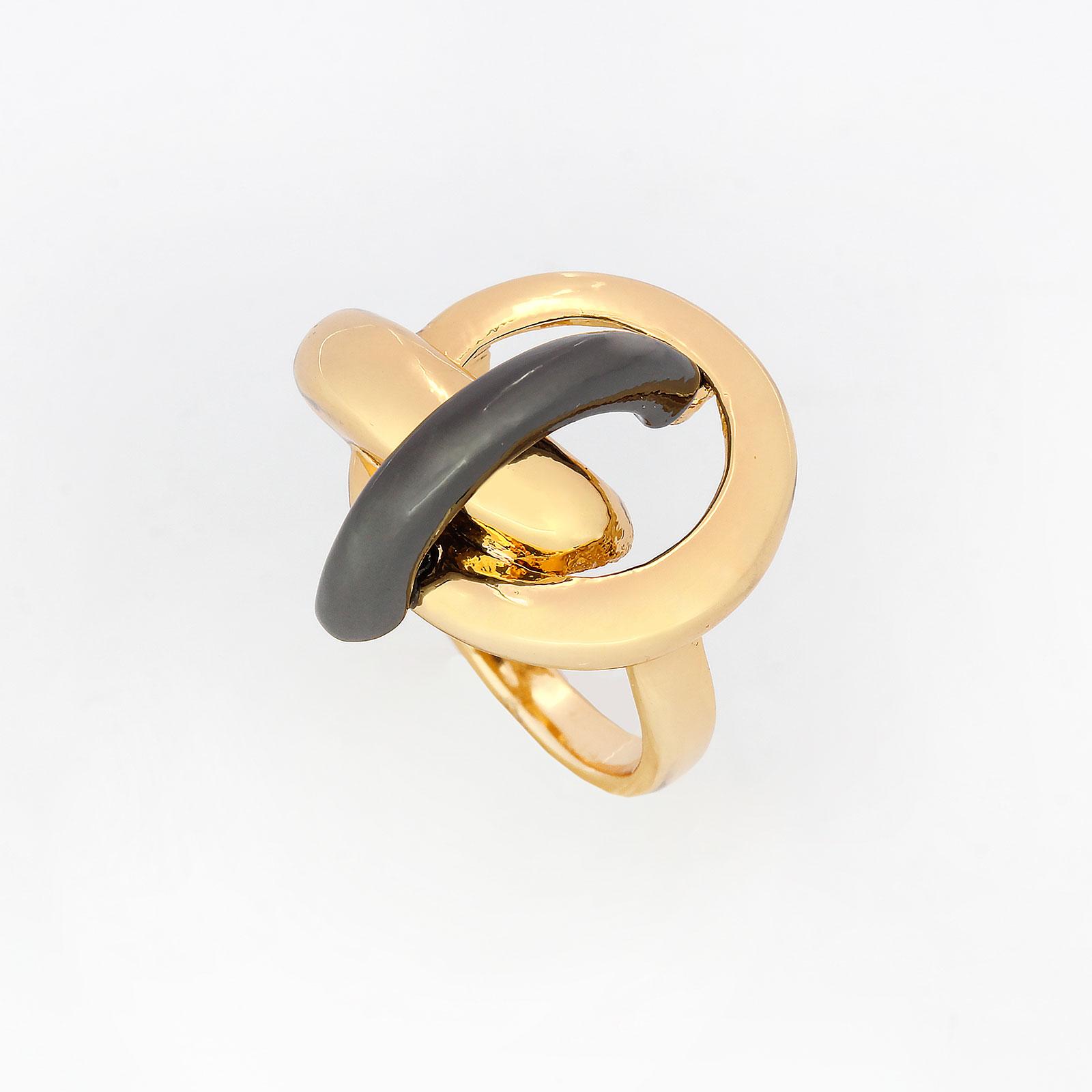 Кольцо «Золотая ночь»