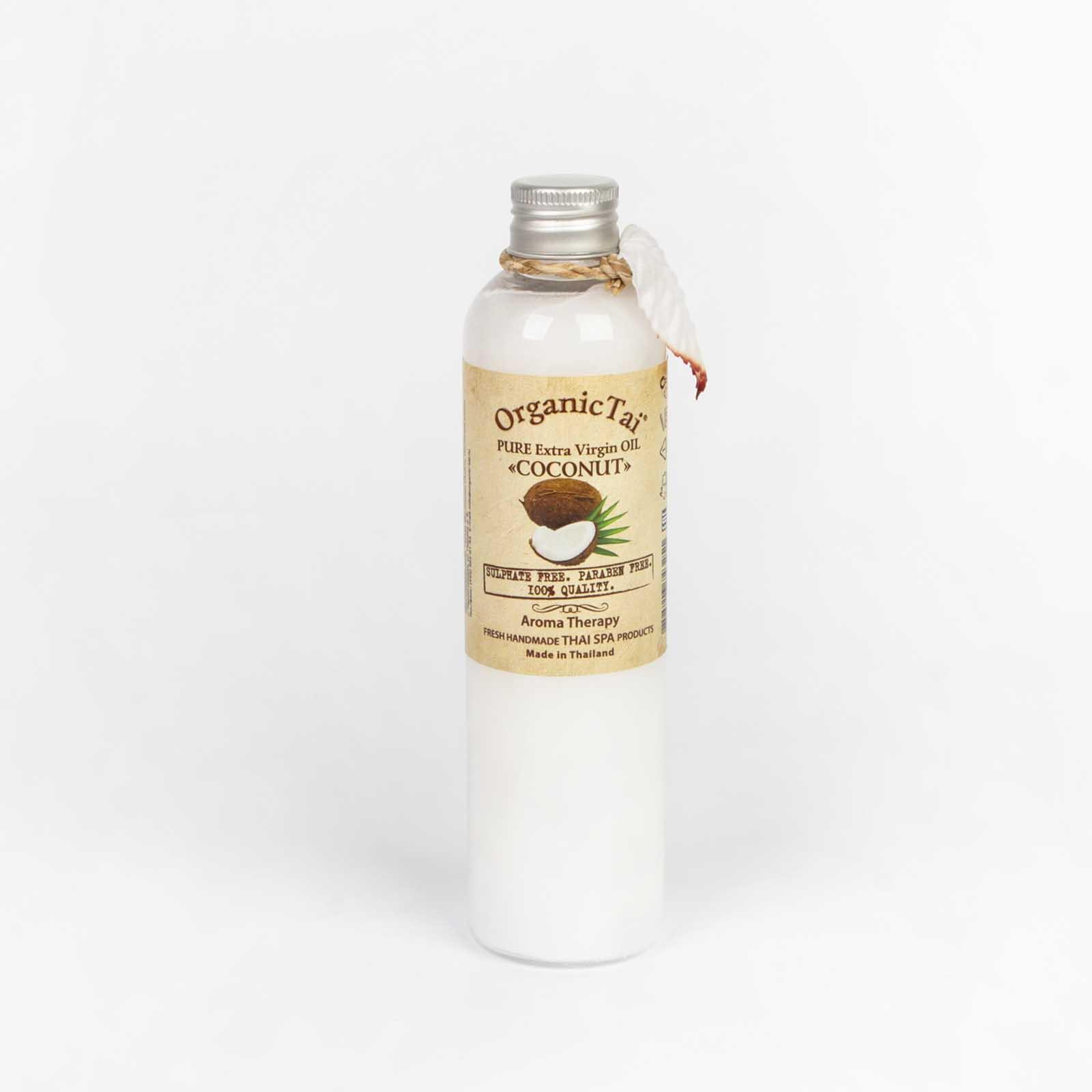 Чистое базовое масло Кокоса холодного отжима