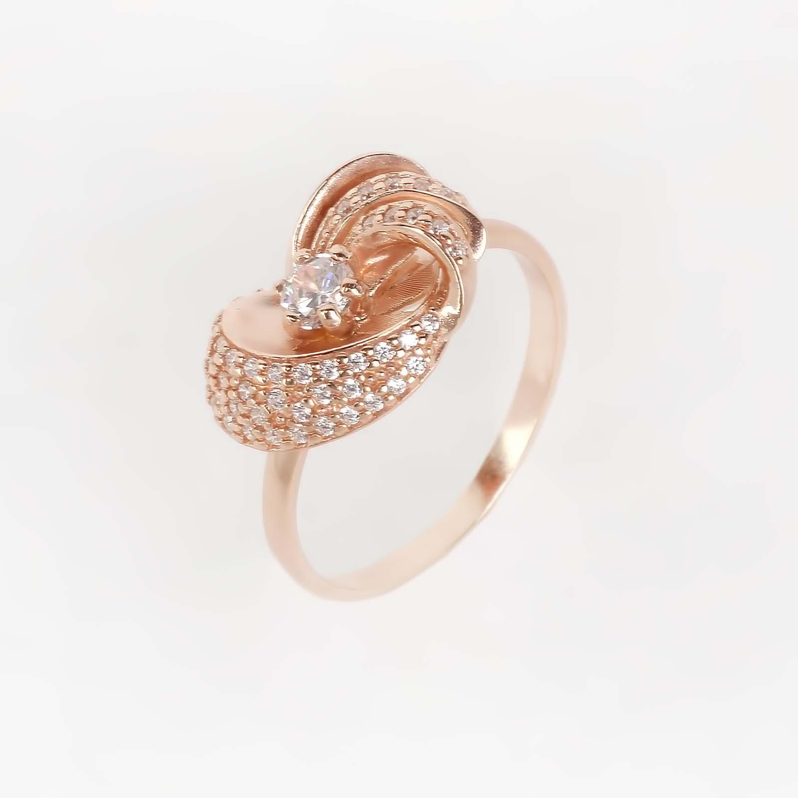 Кольцо «Сказочный цветок»