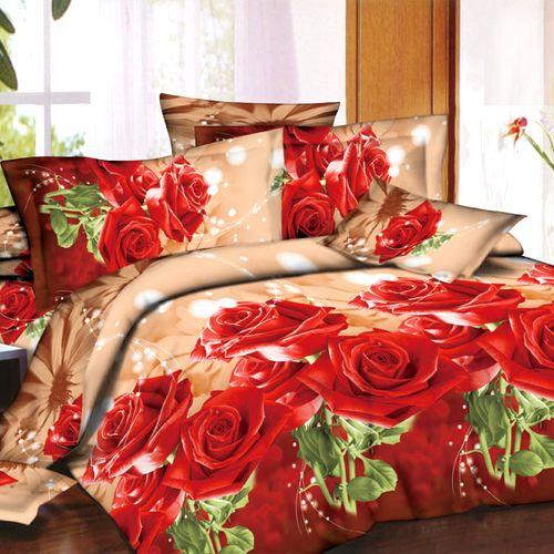 Комплект постельного белья «Венецианская роза»