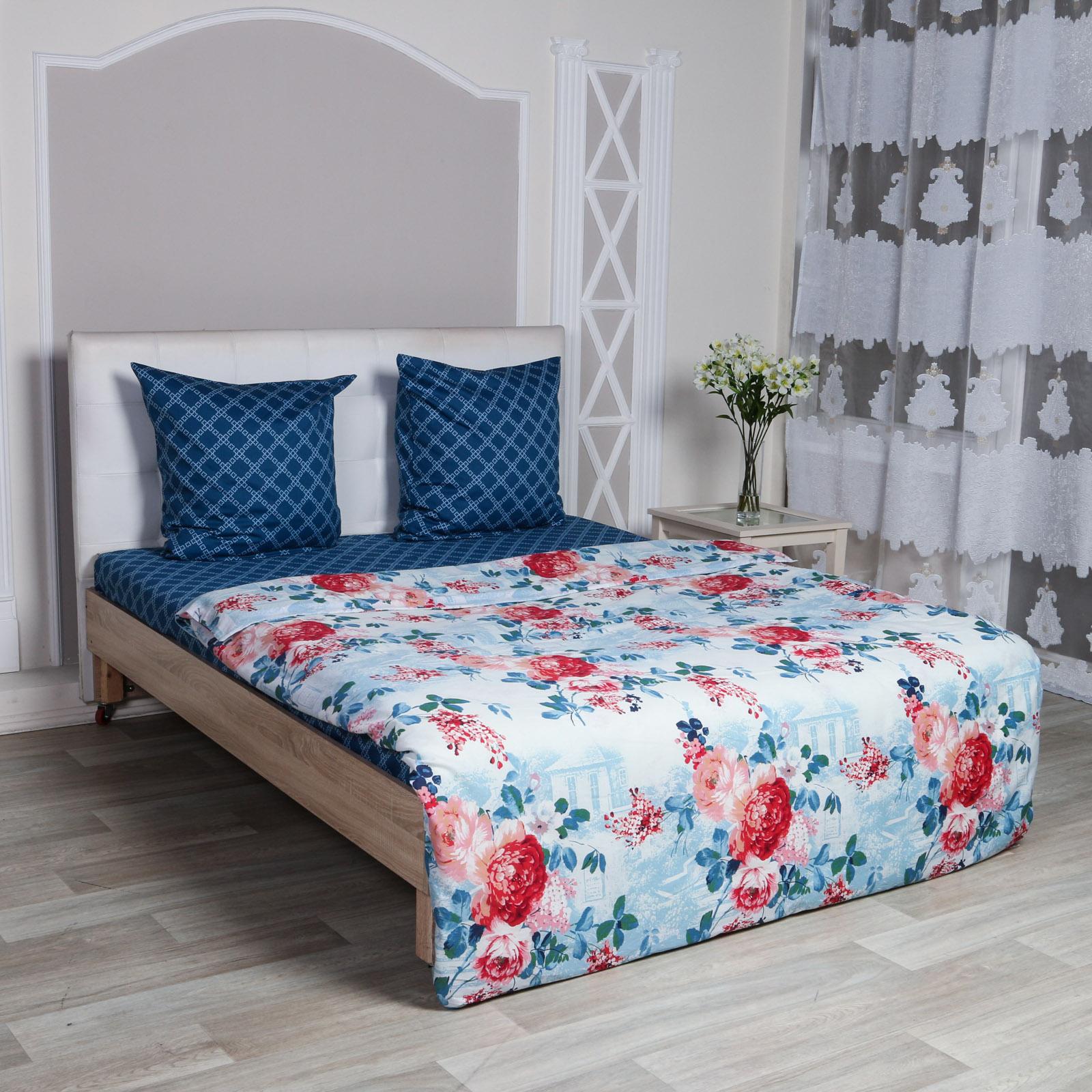 Комплект постельного белья «Цветочное искушение»