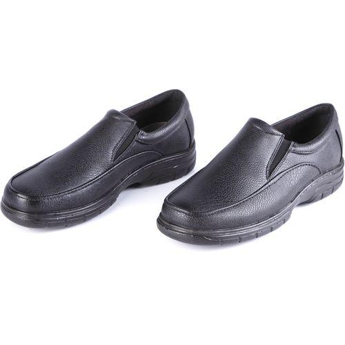 Ботинки мужские на утолщенной подошве с эластичными вставками