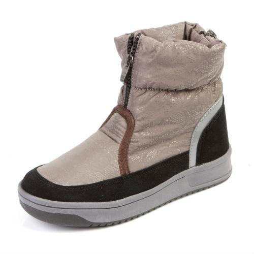 Женские зимние ботинки-дутики