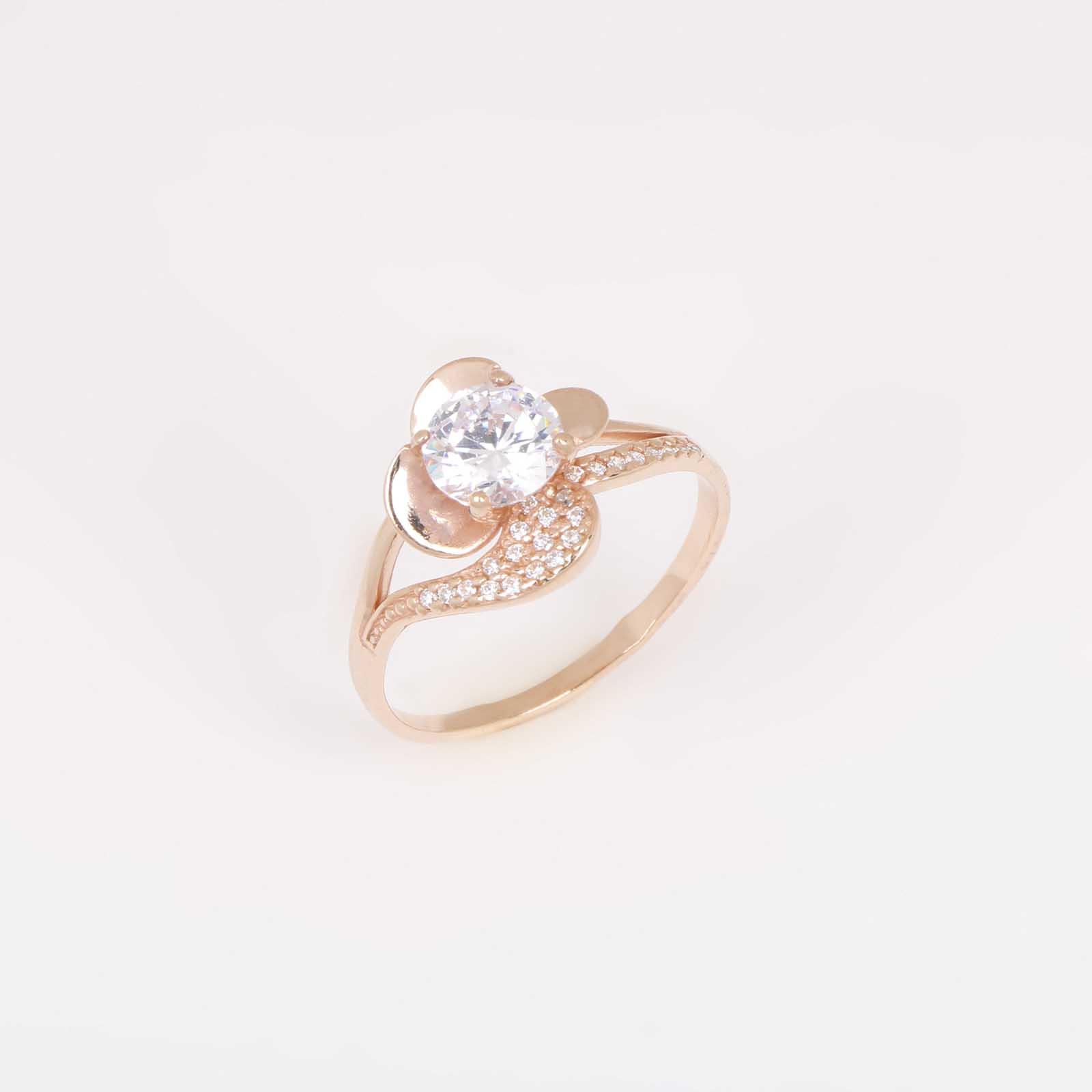 Серебряное кольцо «Волшебство»