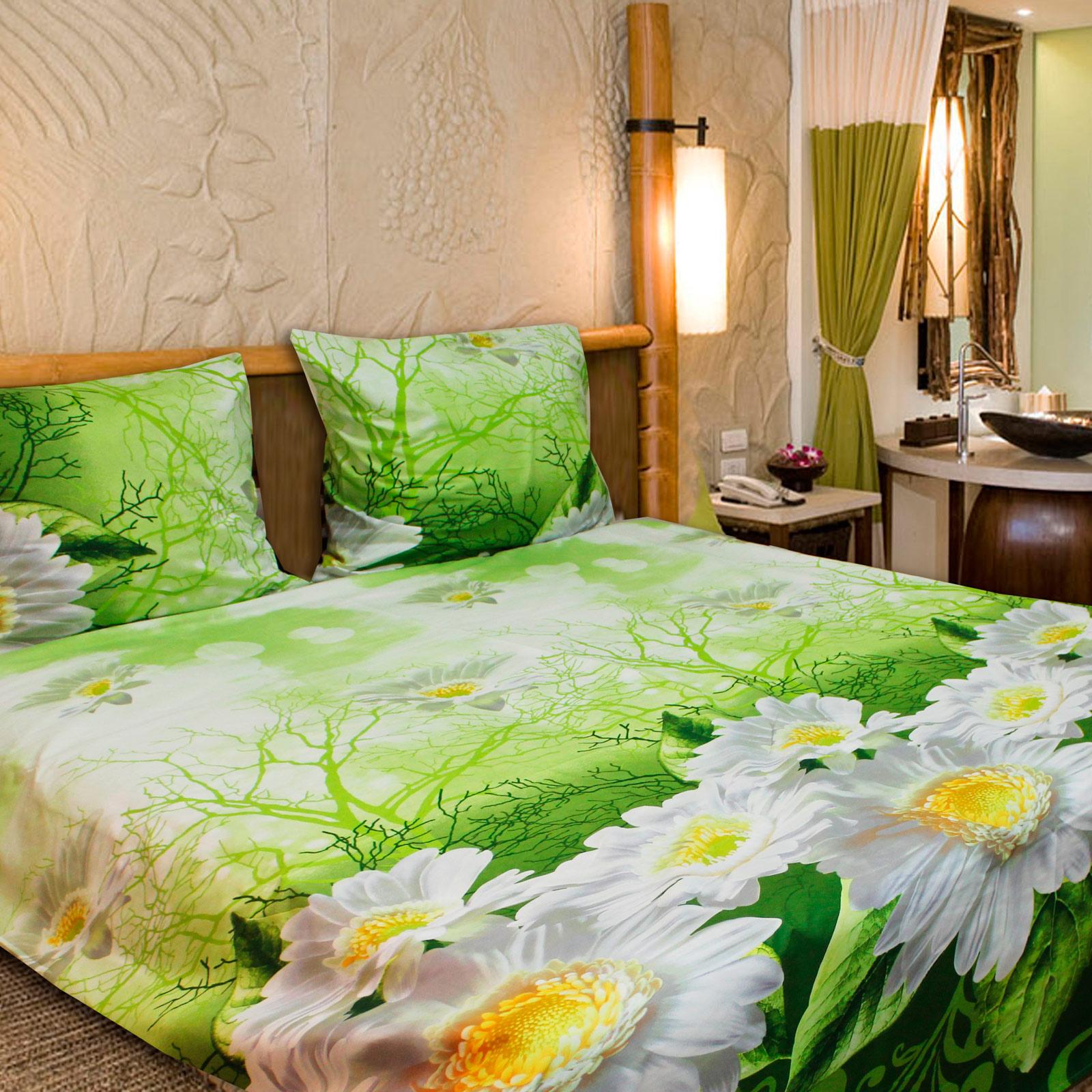Комплект постельного белья «Маргаритки»