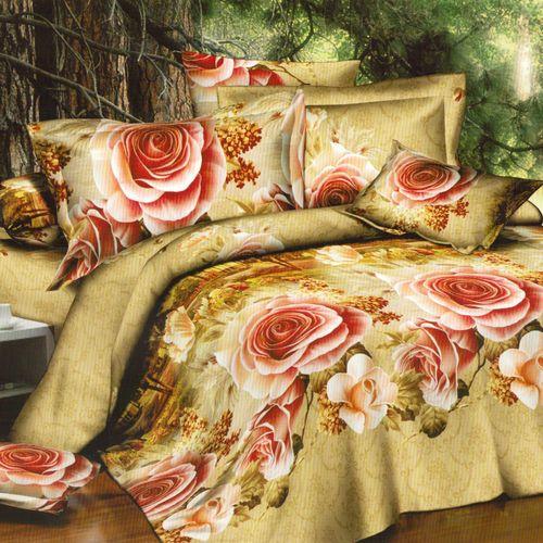 Комплект постельного белья «Прованский букет»