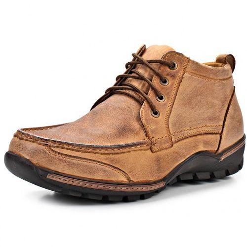 Ботинки мужские «Оксфорд»