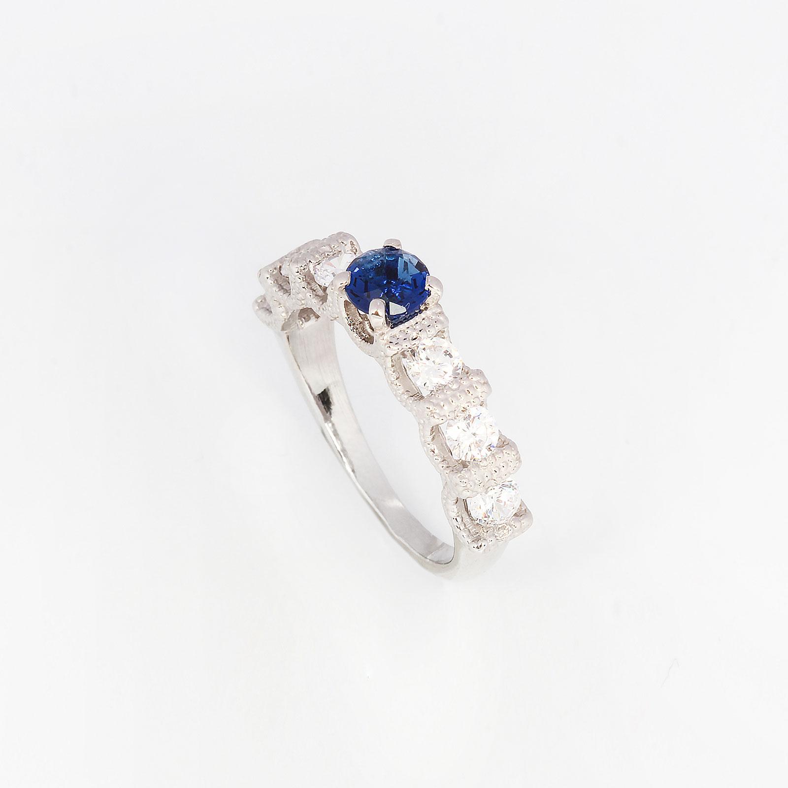 Серебряное кольцо «Неизбежность волшебства»